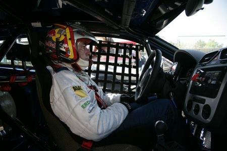 Carlos Sainz se queda sin participar en el Ruta de la Seda