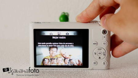 Samsung WB250F Smart Camera, la hemos probado