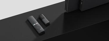 Android TV y Chromecast en tu televisor por muy poco con el Xiaomi Mi TV Stick por menos de 30 euros en MediaMarkt