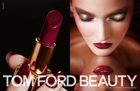 La nueva campaña publicitaria, otoño-invierno 2013-2014, de Tom Ford Beauty