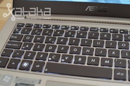 ASUS Zenbook UX31A teclado