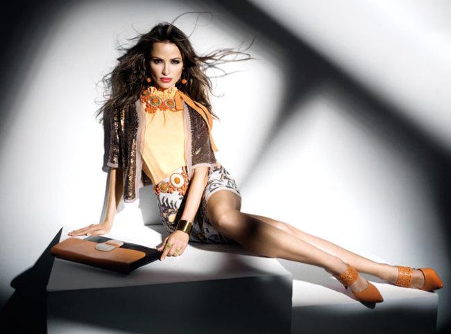 Almudena Fernández repite como imagen de Cuplé