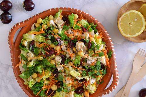 Tu dieta semanal con Vitónica: menú saciante a base de ensaladas
