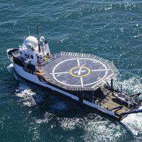 SpaceX actualiza su barco de rescate para astronautas: así se prepara el GO Searcher para un aterrizaje con imprevistos