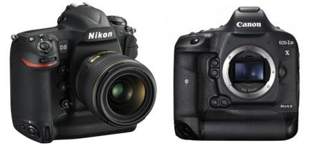 Enfrentamos a las dos bestias: Nikon D5 vs Canon EOS-1D X Mark II
