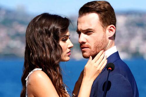 'Love is in the Air': dónde podemos ver a Kerem Bürsin y Hande Erçel más allá de la exitosa serie turca