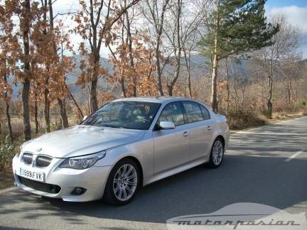 Prueba: BMW 535d (parte 2)