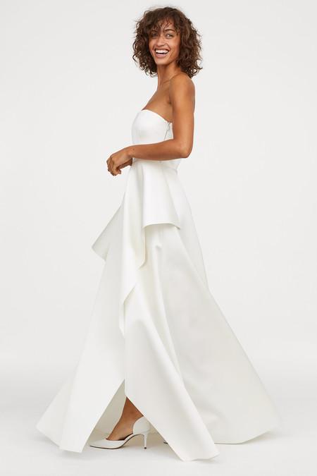 H&M lanza vestidos de novia low-cost para todas aquellas que quieran desprender estilo por mucho menos