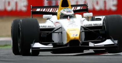 Todo queda para Valencia en la GP2