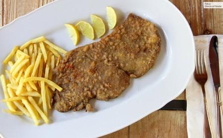 Schnitzel Vienes