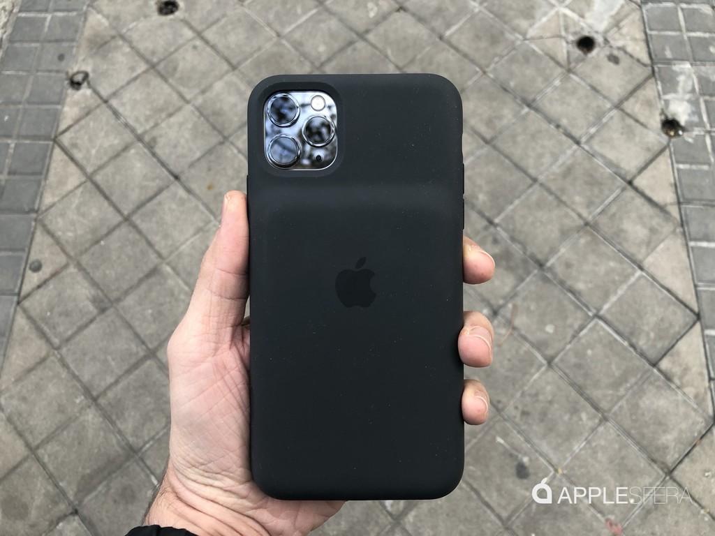 Smart Battery Case de Apple, análisis: comodidad y autonomía con una funcionalidad extra como añadido