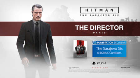 Hitman The Director Dlc