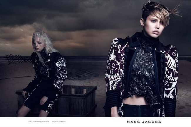Foto de Miley Cyrus para Marc Jacobs: segunda ronda (1/4)