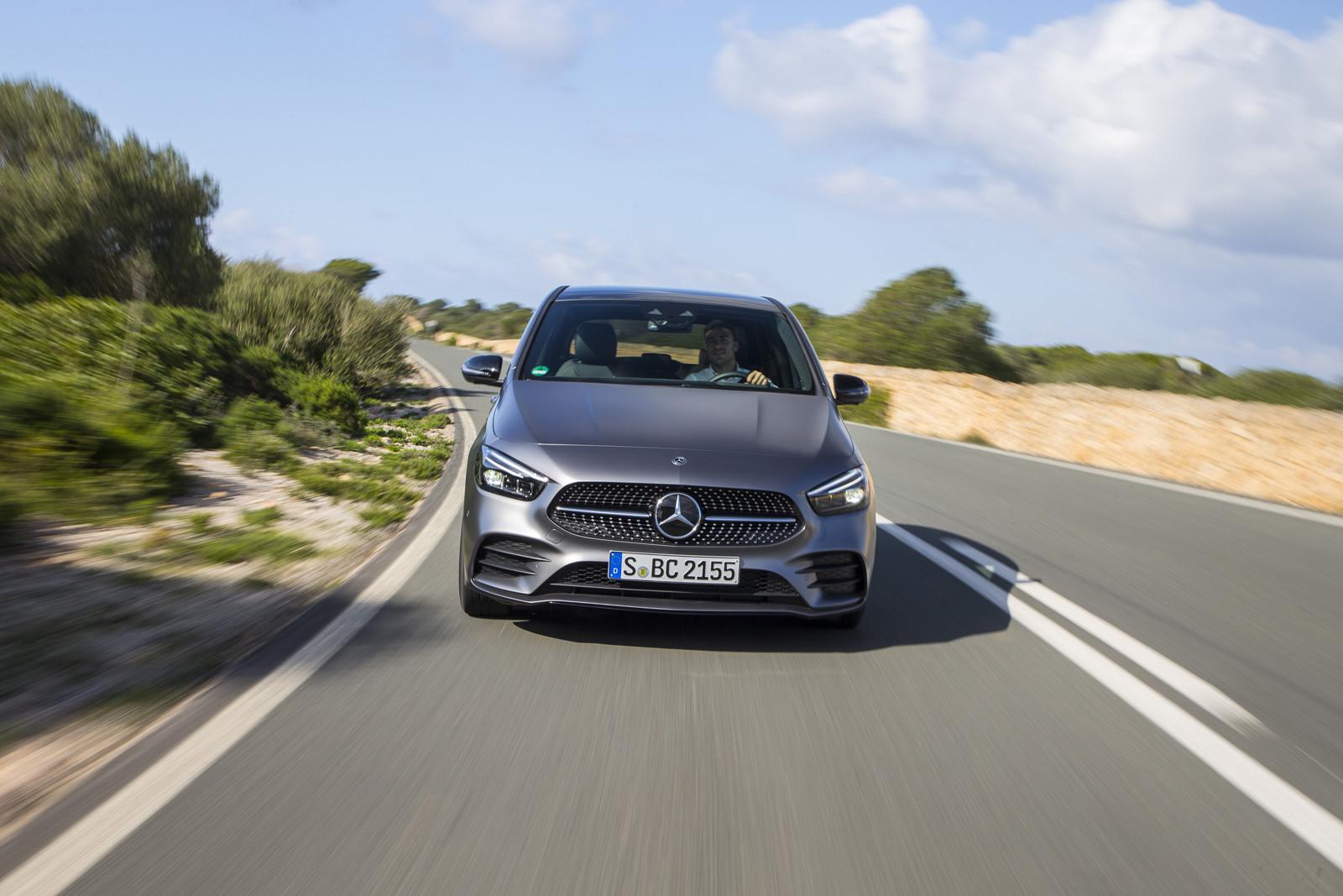 Foto de Mercedes-Benz Clase B 2019 (87/157)
