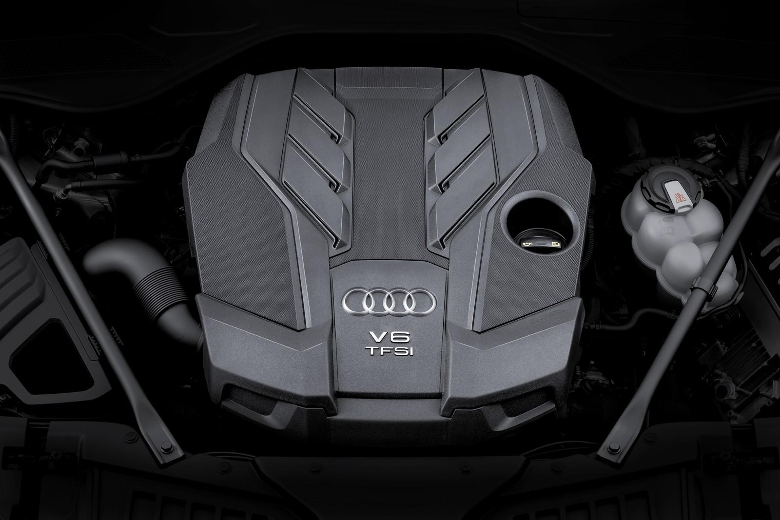 Foto de Audi A8 2017 (128/134)