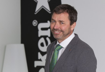 Francisco Ruiz Director De Fabrica De Heineken En Madrid