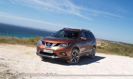 Nissan X-Trail 2014 presentación 08