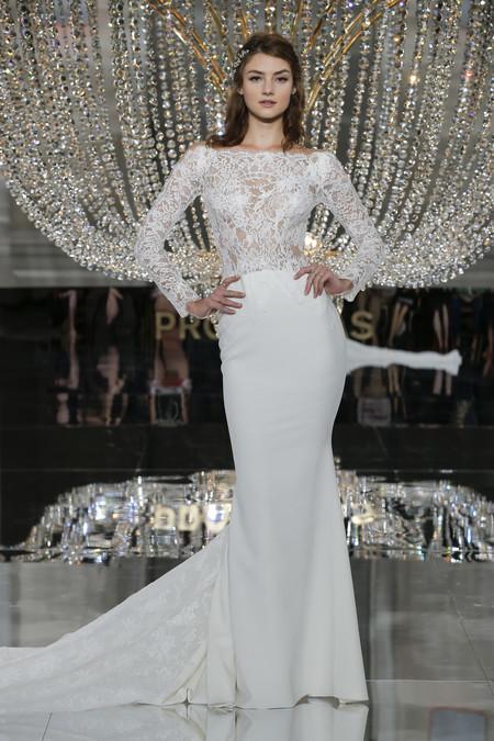 Pronovias Ny Fashion Show Renat 2