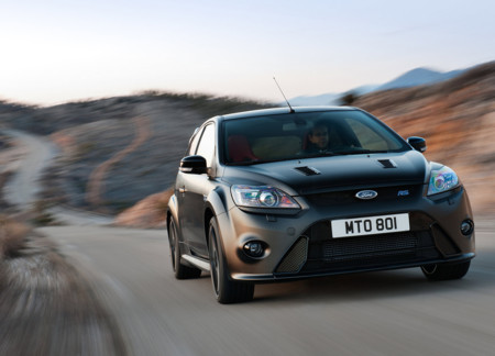 Ford Focus RS500: ¿Podría Ford estar trabajando en un Focus RS más potente?
