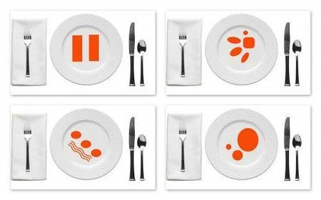 Ideas de cómo presentar tus platos: composiciones y consejos