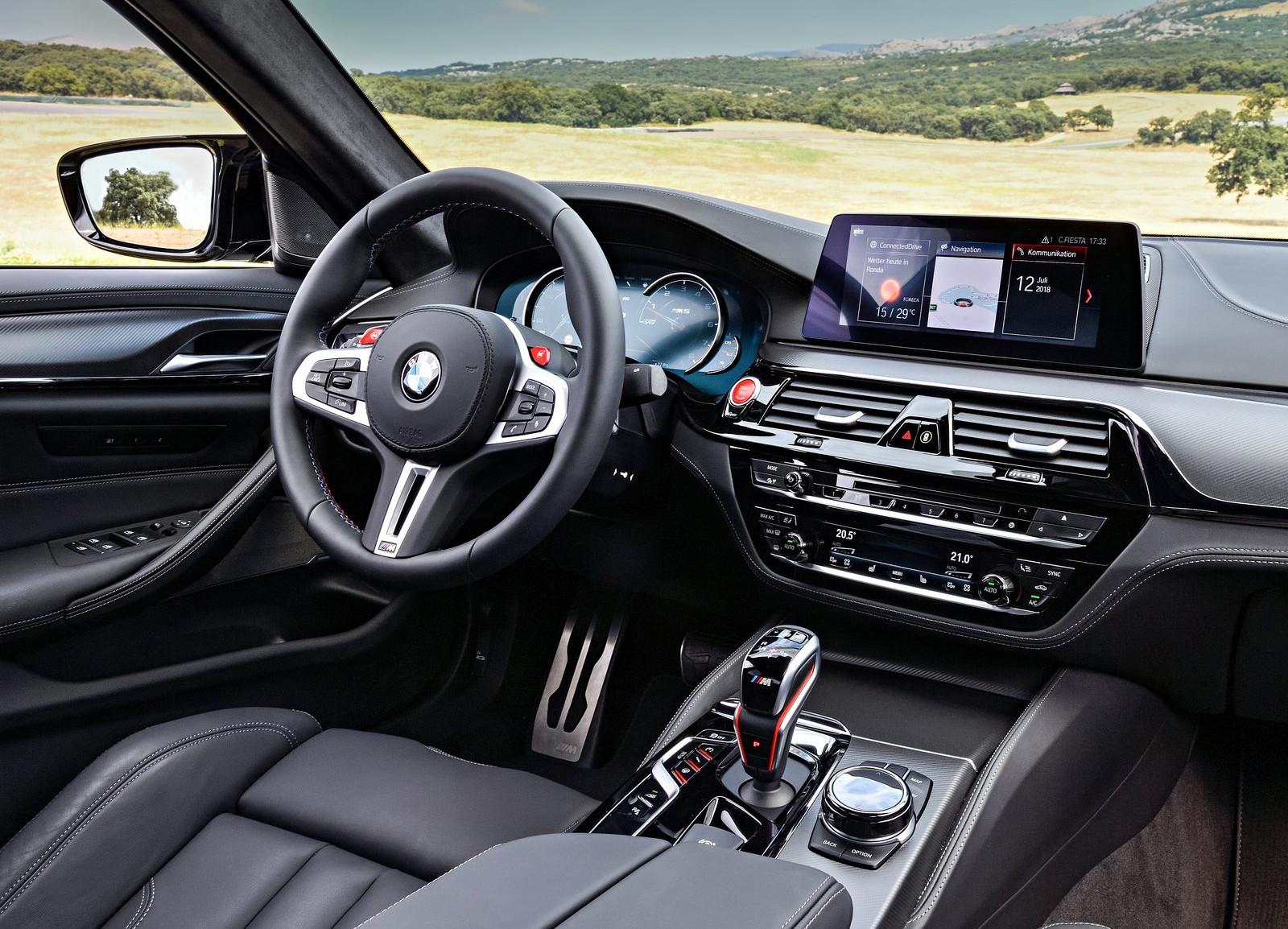 Foto de BMW M5 Competition (11/14)