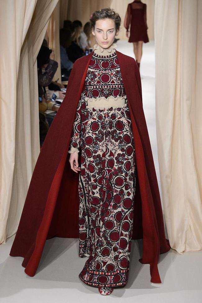 Valentino alta costura primavera verano 2015 for Haute renaissance