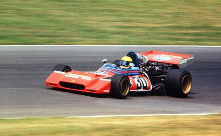Tecno F1 Nanni Galli