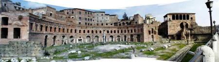 Roma básica: Mercado de Trajano
