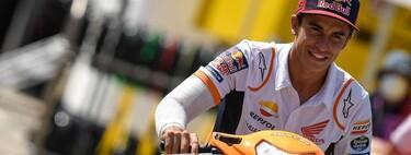 ¡Buenas noticias para Marc Márquez! Su brazo evoluciona bien y la recuperación ya está en marcha