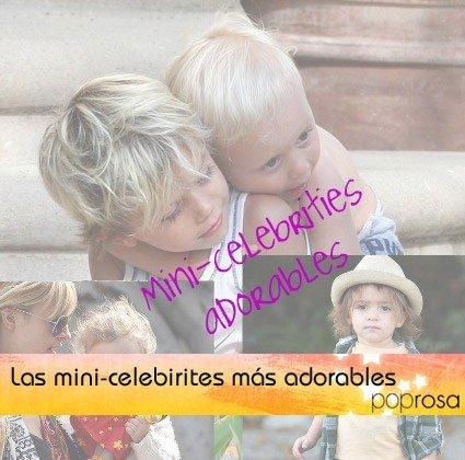 Top 10: Las mini-celebrities más adorables
