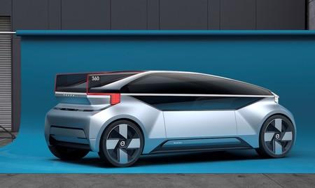Volvo cree que su futuro coche autónomo será una habitación sobre ruedas con cama incluida