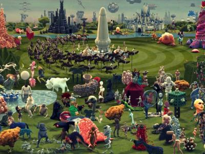 La macabra animación que ha logrado insuflar vida a 'El jardín de las delicias' de El Bosco