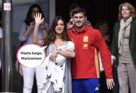 Sara Carbonero se sincera sobre el difícil momento que vivió cuando tuvo que presentar a su segundo hijo a la prensa