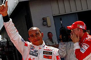 "Alonso: ""Tengo al lado un clon"""