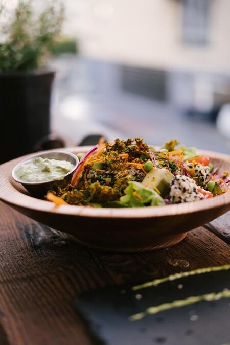 Platillos Vegetarianos Recetas Faciles Para Celebrar El Dia Del Vegetariano Ensalada