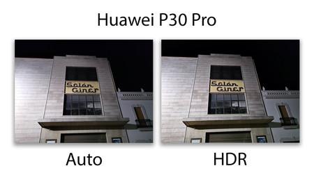 Huawei P30 Pro Hdr Noche