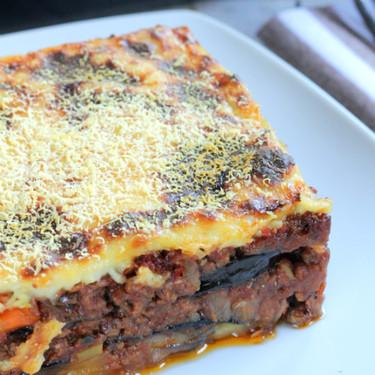 Musaka, la receta griega que más nos gusta