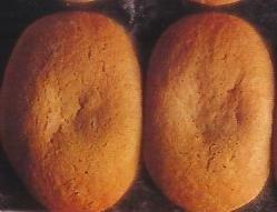 Magdalenas de miel con especias