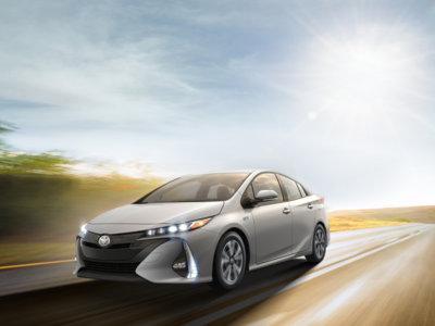 Así es el Toyota Prius Plug-In Hybrid, el nuevo buque insignia de la gama híbrida de Toyota