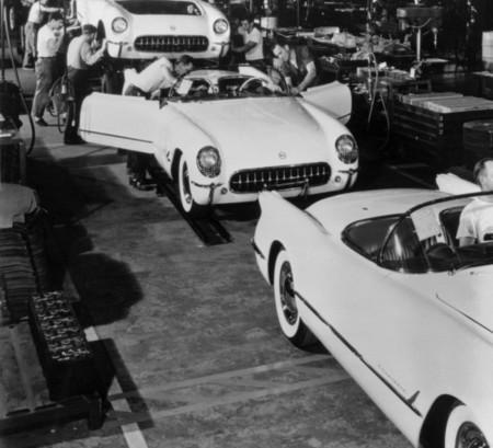 El Chevrolet Corvette cumple 60 años