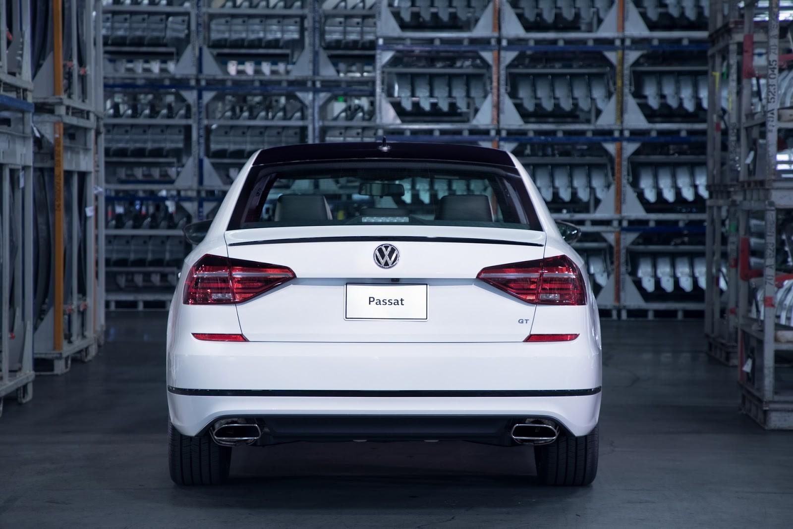Foto de Volkswagen Passat GT 2018 (5/21)