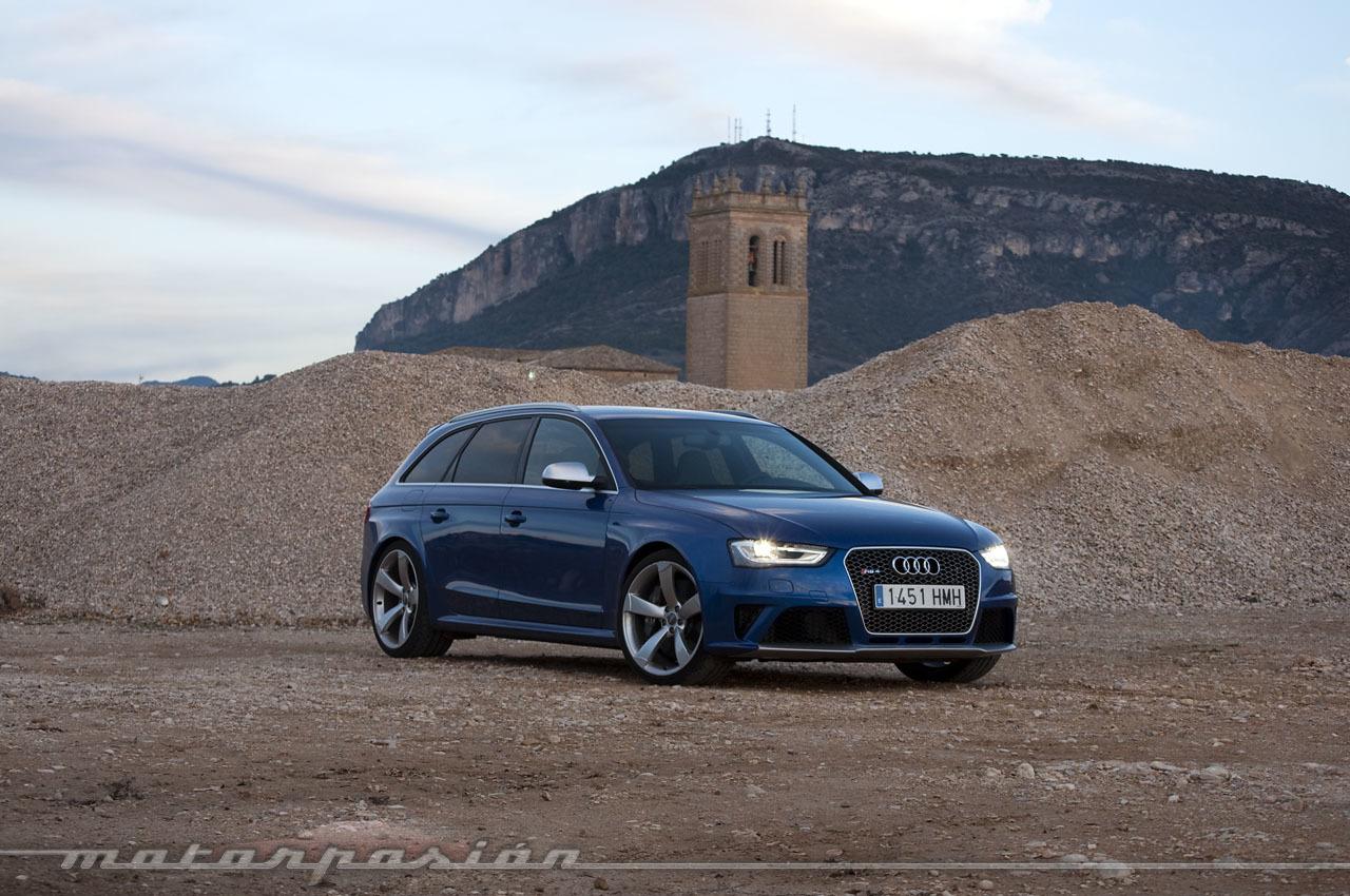 Foto de Audi RS4 Avant (prueba) (10/56)