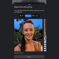Google muestra cómo quiere que se sea el modo belleza en Android