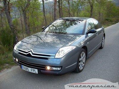 La gama del Citroën C6 se reduce a una única versión