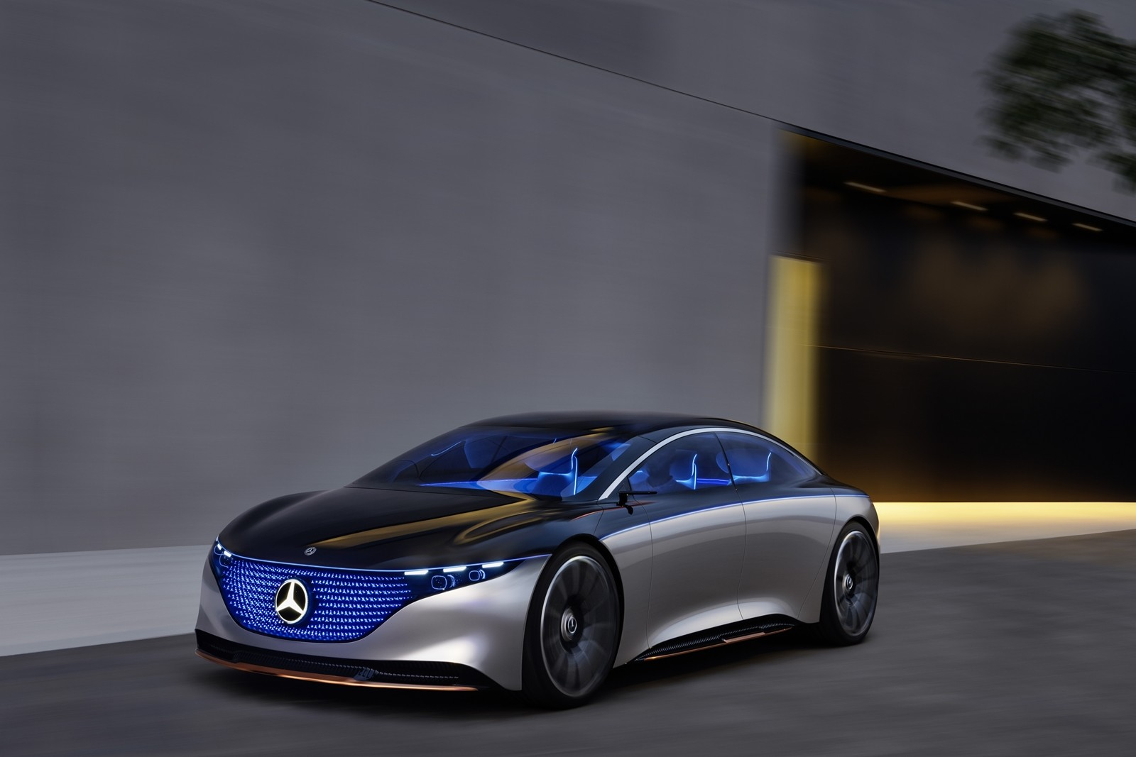 Foto de Mercedes-Benz EQS 2019 (15/18)