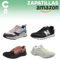 Chollos en tallas sueltas de zapatillas New Balance, Skechers, Salomon o Under Armour en Amazon por menos de 40 euros