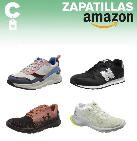 Chollos en tallas sueltas de zapatillas New Balance, Skechers, Salomon o Under Armour en Amazon por menos de 40 euros