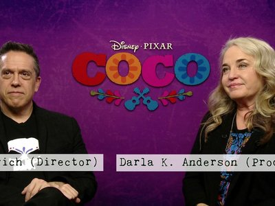 """""""Llevábamos trabajando ya un par de años en 'Coco' antes de descubrir que se estaba haciendo 'El libro de la vida'"""""""