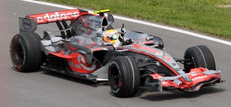 Hamilton Canada Formula 1 2007