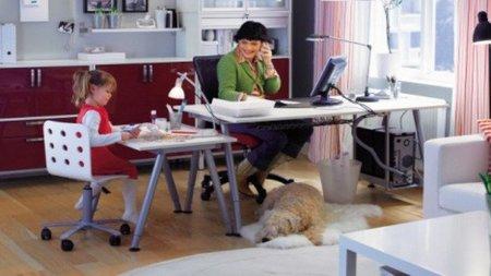 """""""Mamá trabaja en casa"""", la conferencia"""